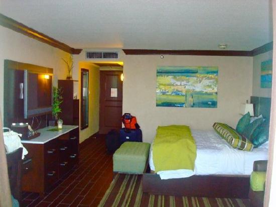 habitacion picture of the san luis resort galveston tripadvisor. Black Bedroom Furniture Sets. Home Design Ideas