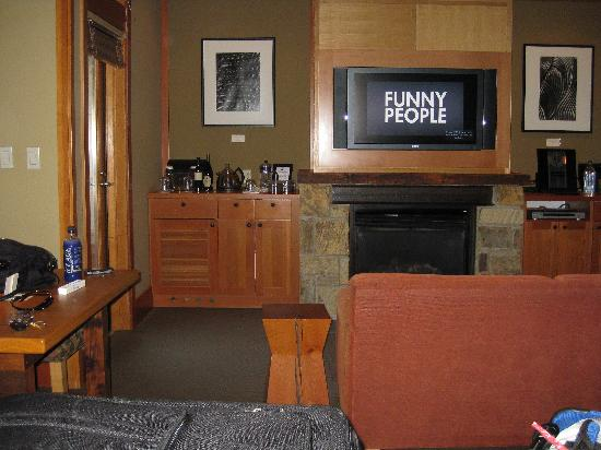 Woodinville, WA: livingroom