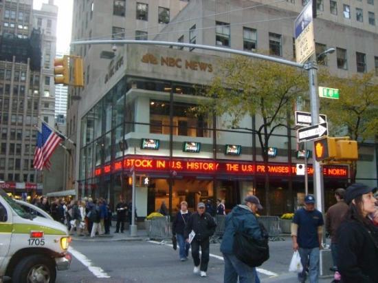 The Tour at NBC Studios ภาพถ่าย