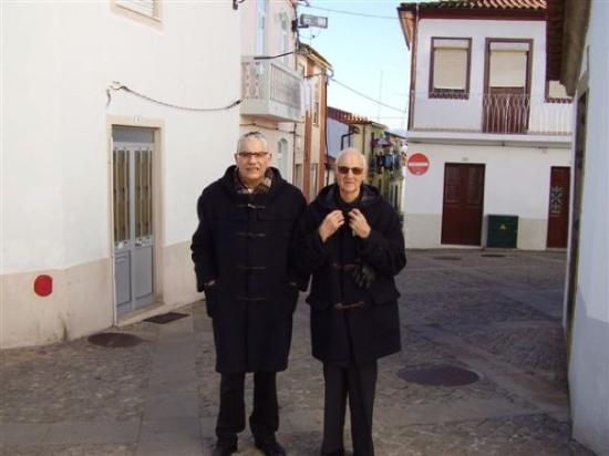 Vila Nova de Foz Coa, Portugal: Vila Nova de Foz Côa 2006 Pai ainda era vivo