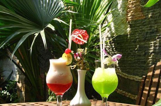 Cafe Ket Noi: the drinks