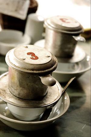 Cafe Ket Noi: traditional vietnamese coffee