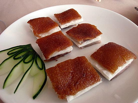 Prince Restaurant Tsim Sha Tsui: 琵琶乳猪皮