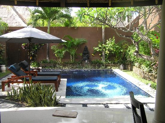 The Dusun: Our lovely pool - always clean