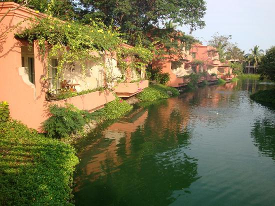 The Leela Goa: Ausblick von Suite