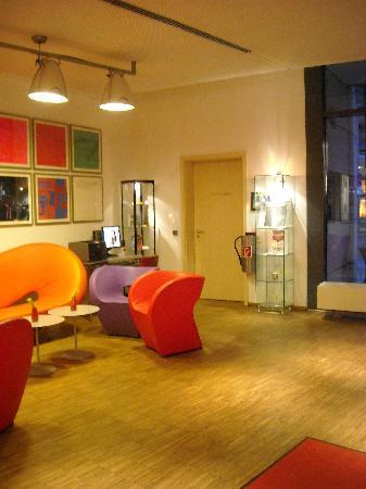 art'otel berlin kudamm : Lobby