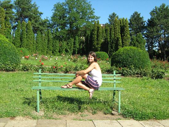 Iasi, Romania: The Botanical Gardens