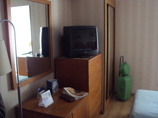 Tryp San Sebastian Orly Hotel: Habitación 201 (b)