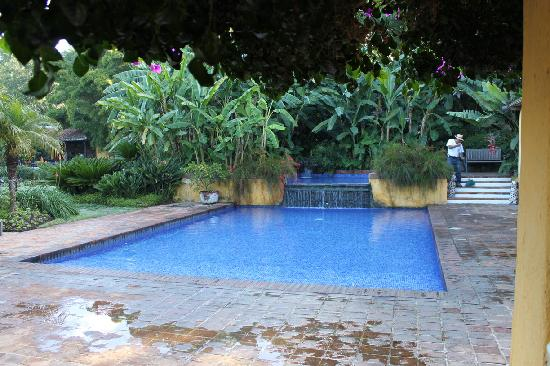 Quinta de las Flores: Pool shot..