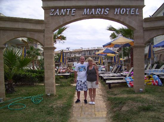 Having a nice time picture of zante maris hotel tsilivi for The balcony hotel zante