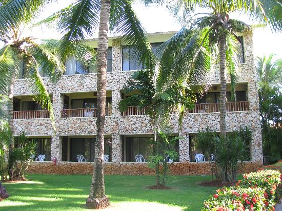 Viva Wyndham Dominicus Beach: Our building
