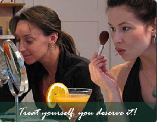Remedy Facial Bar & Spa: After your facial put on your make up and paint the town!