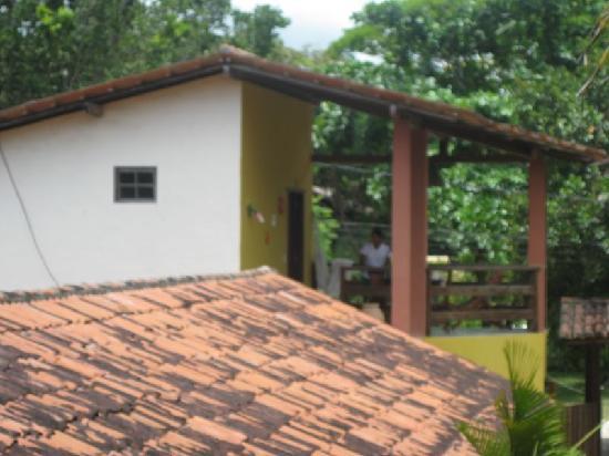 Pousada Campestre: Roof view!