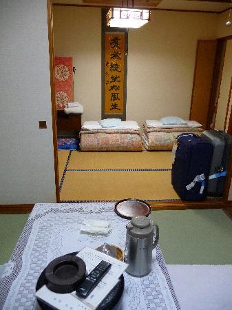 Yudokoro Choraku: notre chambre