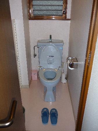 Yudokoro Choraku: toilettes