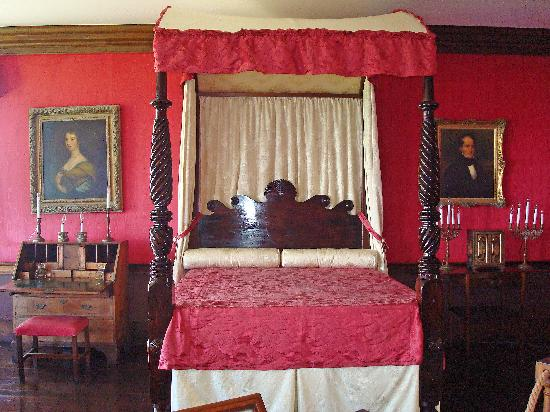 Rose Hall, Jamaica: Annie's bedroom