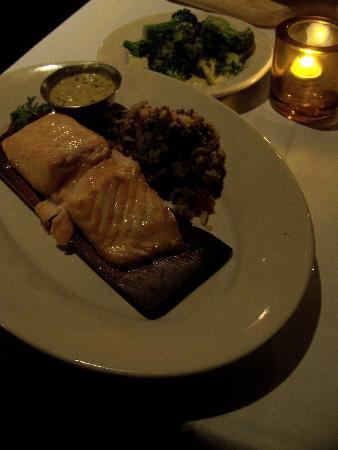 Admiral Steakhouse: Walk the  Plank Atlantic Salmon