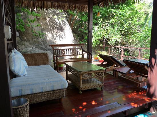 Charm Churee Villa: terrace