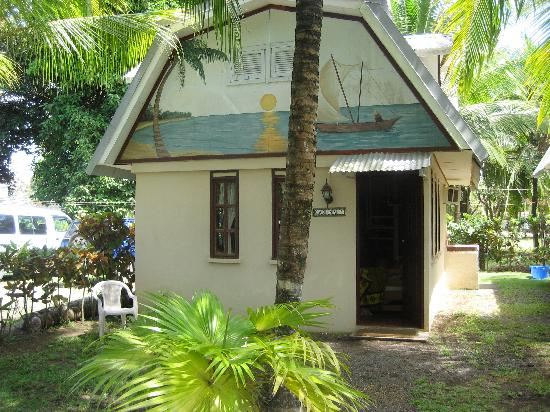 Esterillos Este, Kosta Rika: Our Cabin