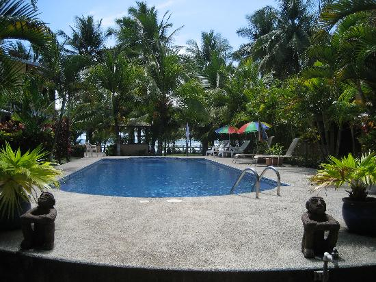Encantada Ocean Cottages: The Pool