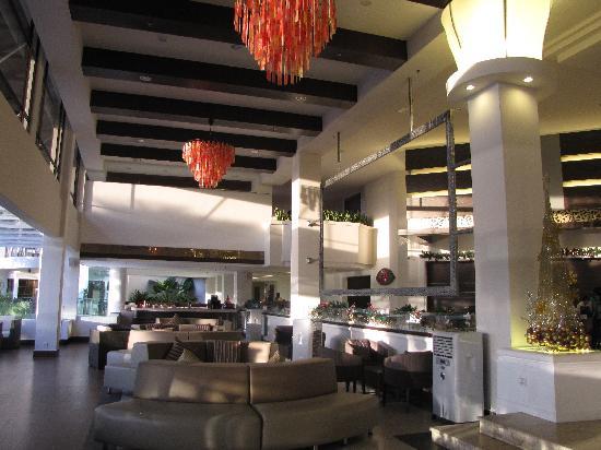 Thistle Port Dickson Resort : lobby