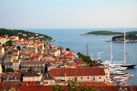 Hvar, Kroatia: Good pic Slips