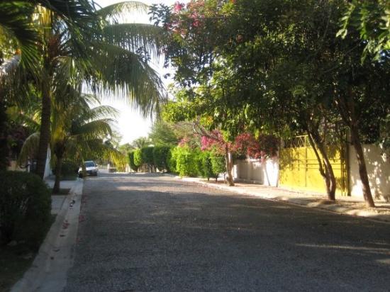 Petionville, Haiti: Taking a stroll thru the Bel-vil community.