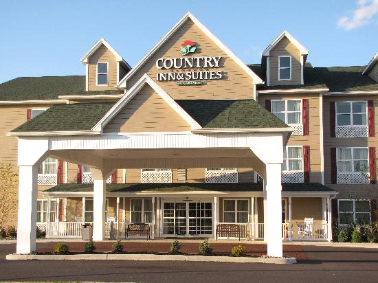 Country Inn & Suites By Carlson, Carlisle: Country Inn & Suites Carlisle Exterior View