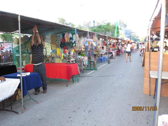 Garapan Street Market