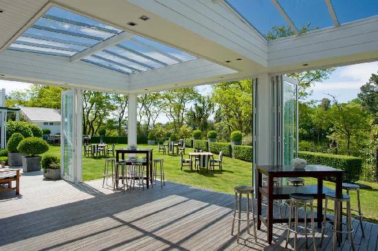 Hilton Lake Taupo: Garden