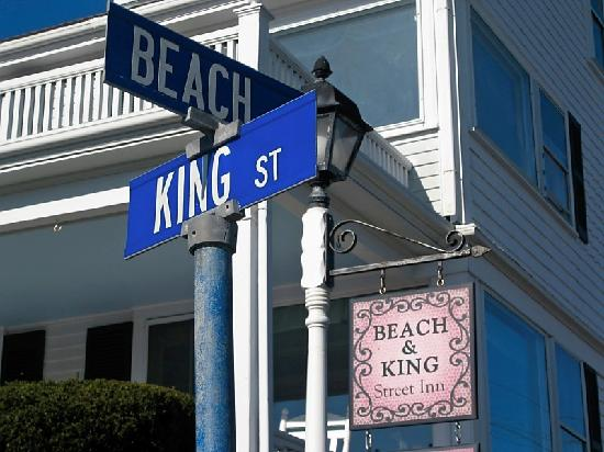 Beach & King Street Inn : The B&B