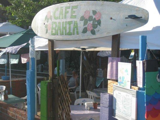 CAFE BAHIA: Hi