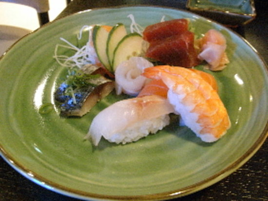 Photo of Japanese Restaurant Umi Sushi & Grill at Lange Leidsedwarsstraat 71a, Amsterdam 1017, Netherlands