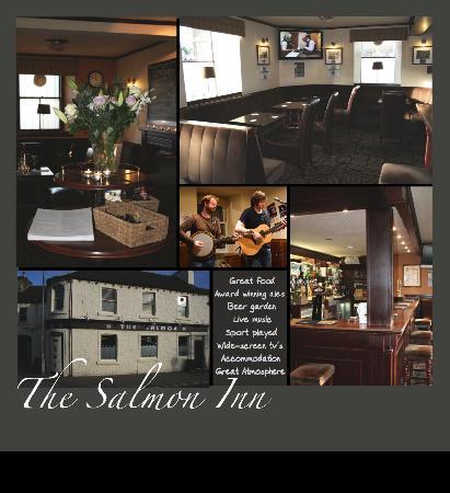 The Salmon Inn, Galashiels, The Borders, Scotland