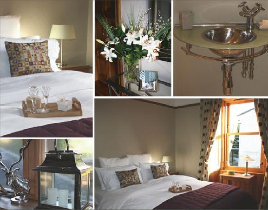 The Salmon Inn: Hawthornbank Guest House, Galashiels