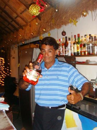 Casa Freud: Miguel (legendary Margaritas)