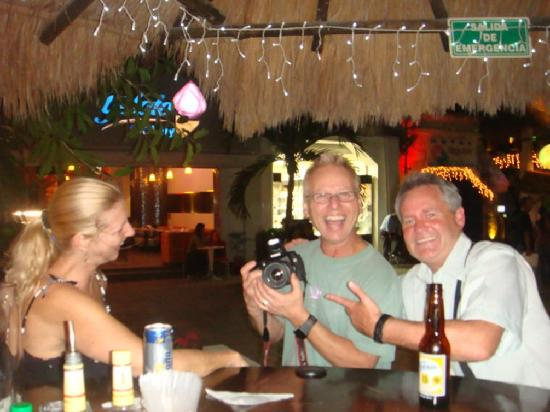 Casa Freud: Lori & John with Jason