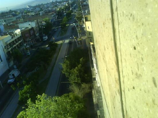Plaza Los Reyes : vista desde la habitacion