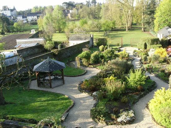Le Clos des Guibouleraies : View from the window