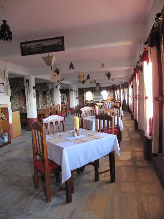 Resort Eco Home: Restaurant in Eco Hotel
