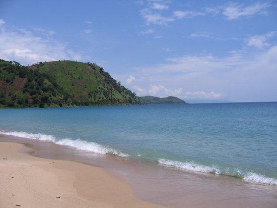 Bujumbura, Burundi: Lake Tanganyika - southwestern corner of Burundi.