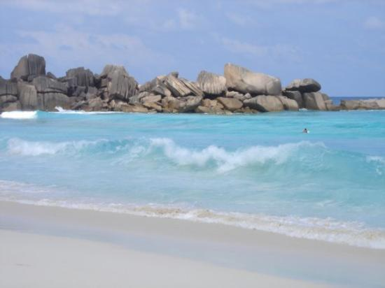 Seychelles Indian Ocean Picture Of Victoria Mahe Island - Seychelles victoria map indian ocean