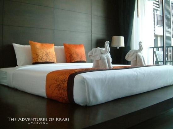 Aree Tara Resort: Deluxe Room of 308