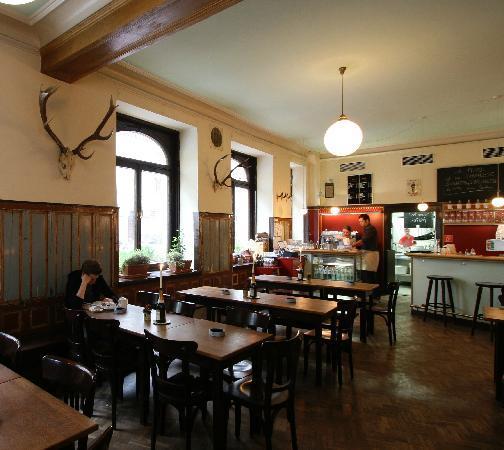 Bavarese: Barbereich