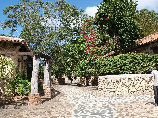 Altos de Chavon: Just lovely