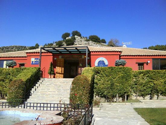 Hotel Restaurante Collados de la Sagra: exterior hotel