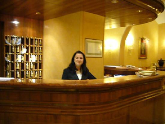 Marcella Royal Hotel: Hotel - Recepción