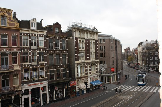 Ibis Styles Amsterdam Central Station: Another view from our hotel room
