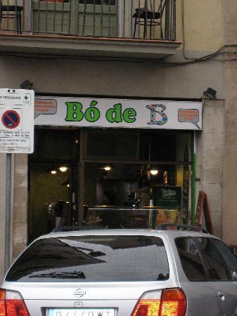 Bo de B: Storefront