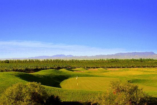 Algodon Wine Estates & Champions Club : Championship Golf Course